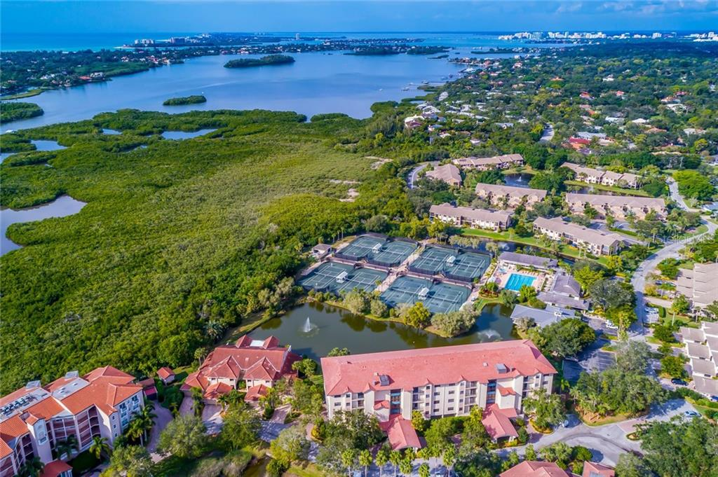 Condo for sale at 5400 Eagles Point Cir #405, Sarasota, FL 34231 - MLS Number is A4203727