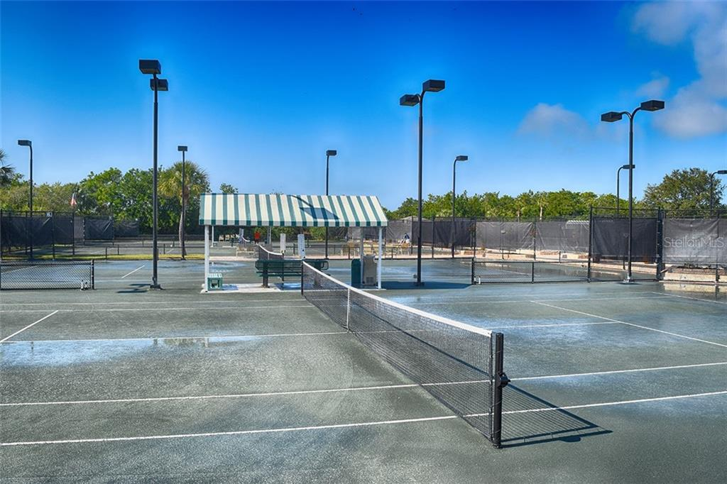 The Landings has its own private Racquet Club - Condo for sale at 1618 Starling Dr #105, Sarasota, FL 34231 - MLS Number is A4204864