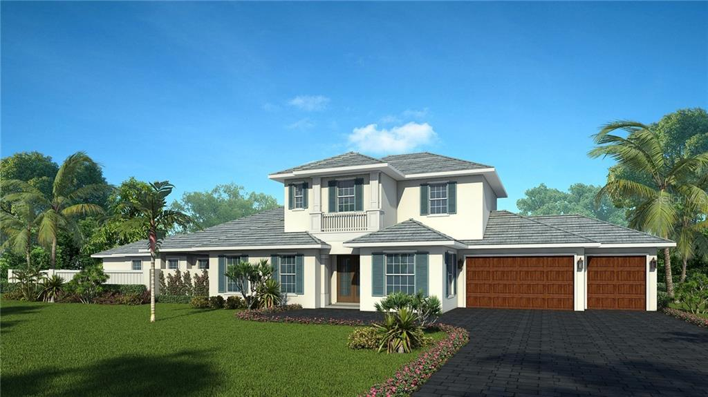 Survey - Single Family Home for sale at 1612 Bay Rd, Sarasota, FL 34231 - MLS Number is A4204976