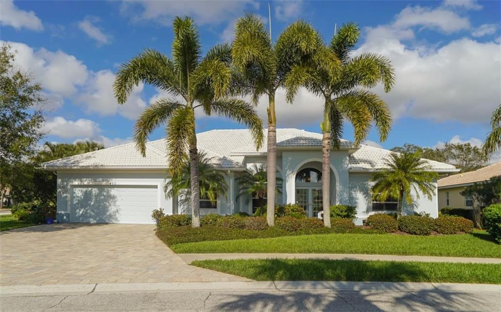 Feature Sheet - Single Family Home for sale at 460 Otter Creek Dr, Venice, FL 34292 - MLS Number is A4205372