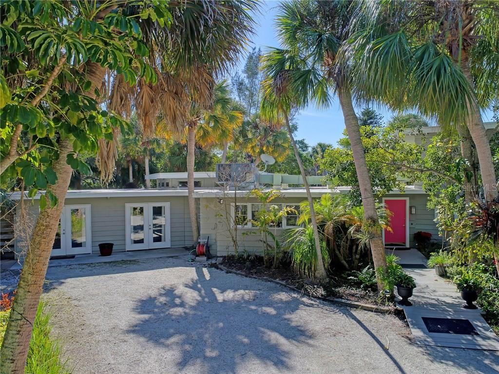 Sandy Hook property disclosure - Single Family Home for sale at 184 Sandy Hook Rd, Sarasota, FL 34242 - MLS Number is A4206082