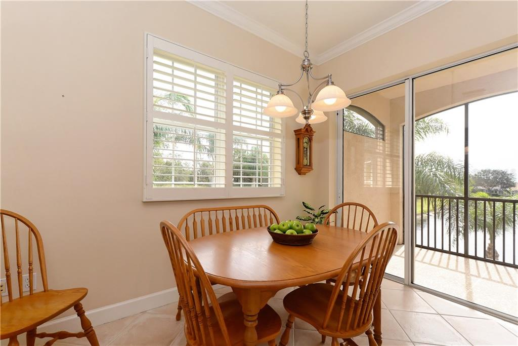 Morning room. - Condo for sale at 5242 Parisienne Pl #201bd30, Sarasota, FL 34238 - MLS Number is A4208770