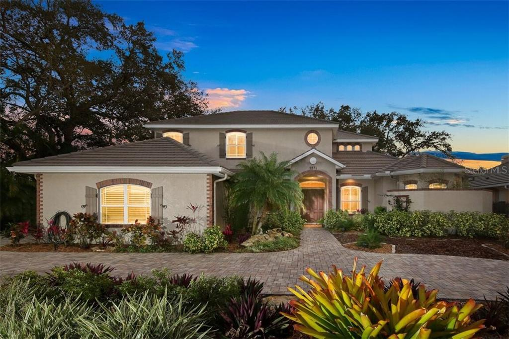 Your HOME SWEET HOME awaits you...Gracious 5 bedroom/4 bath with bonus room...excellent floorplan for entertaining as well as many private spaces. - Single Family Home for sale at 1874 Oleander St, Sarasota, FL 34239 - MLS Number is A4209954
