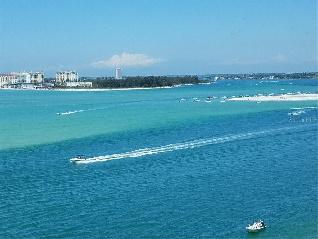 Fabulous views of the Gulf of Mexico, Big Pass and Lido Key - Condo for sale at 4822 Ocean Blvd #11d, Sarasota, FL 34242 - MLS Number is A4209955
