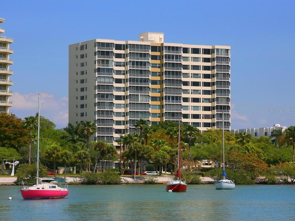 Seller's Disclosure - Condo for sale at 555 S Gulfstream Ave #203, Sarasota, FL 34236 - MLS Number is A4210367