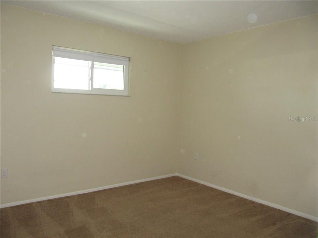 Second Bedroom with replacement windows - Condo for sale at 3465 Bee Ridge Rd #323, Sarasota, FL 34239 - MLS Number is A4213622
