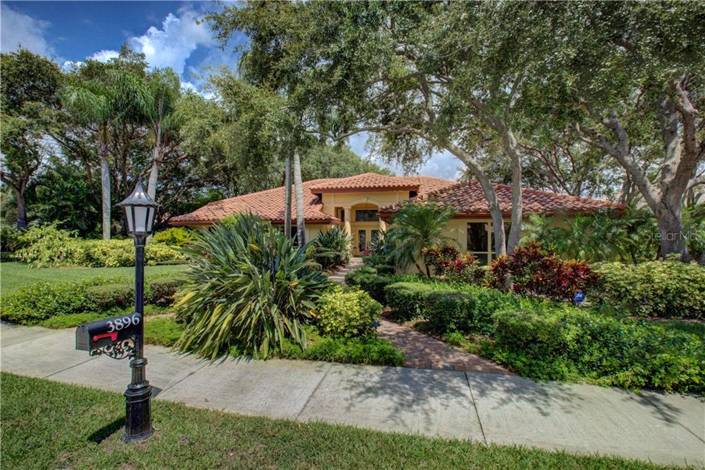 Property disclosure - Single Family Home for sale at 3896 Boca Pointe Dr, Sarasota, FL 34238 - MLS Number is A4213831