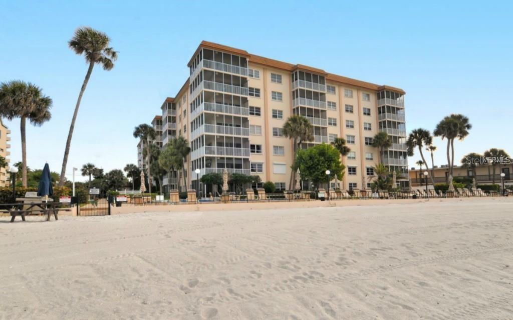 New Supplement - Condo for sale at 800 Benjamin Franklin Dr #403, Sarasota, FL 34236 - MLS Number is A4400237