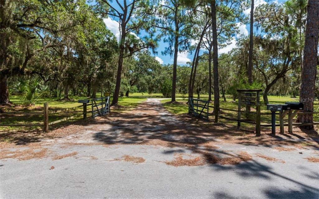 Survey - Single Family Home for sale at 7865 27th St E, Sarasota, FL 34243 - MLS Number is A4400492