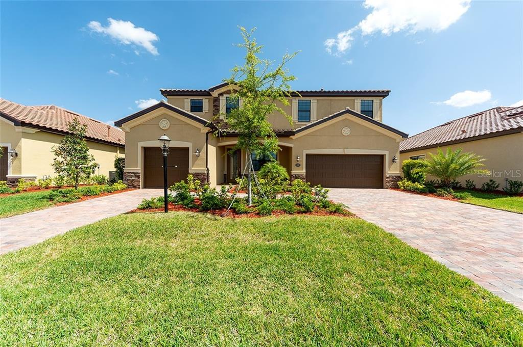 Floor Plan - Single Family Home for sale at 13315 Swiftwater Way, Lakewood Ranch, FL 34211 - MLS Number is A4401498