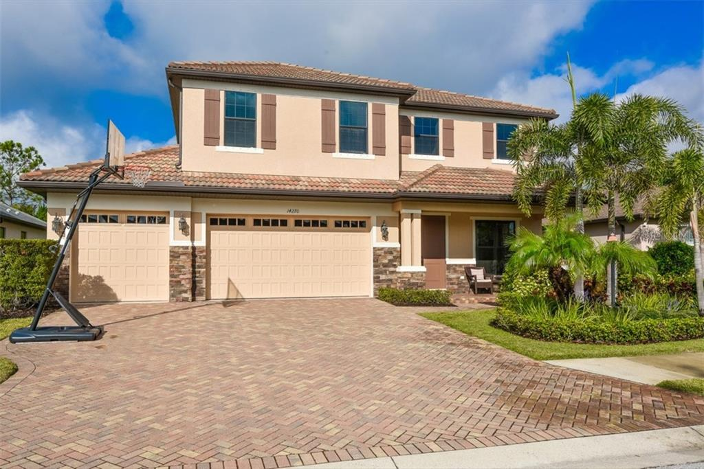 Floor Plan - Single Family Home for sale at 14270 Sundial Pl, Lakewood Ranch, FL 34202 - MLS Number is A4401900