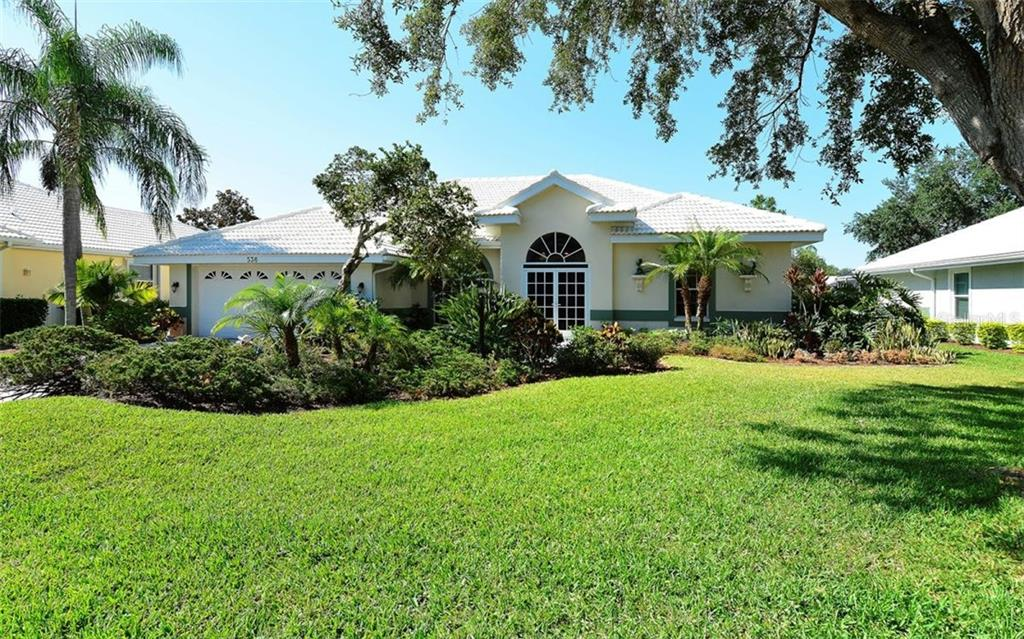 New Supplement - Single Family Home for sale at 536 Westmount Ln, Venice, FL 34293 - MLS Number is A4402821