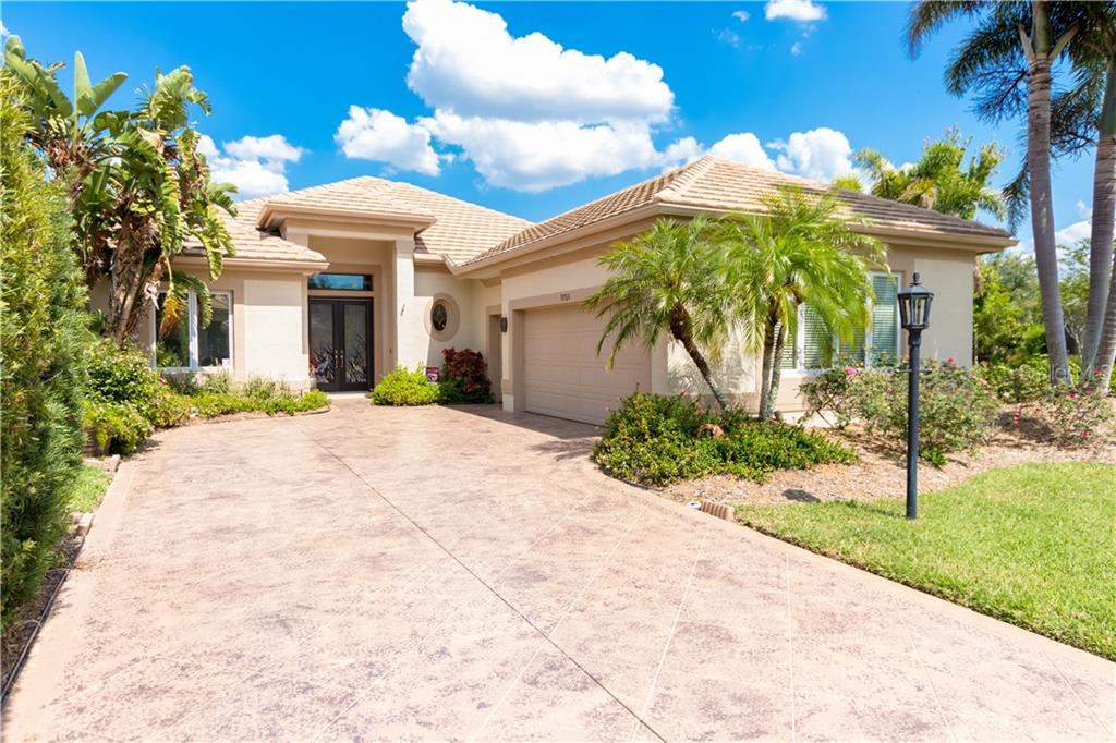 Floor plan - Single Family Home for sale at 9763 51st Ter E, Bradenton, FL 34211 - MLS Number is A4403198