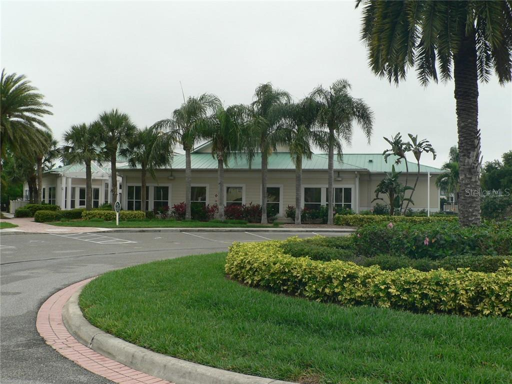 Community Building - Condo for sale at 4802 51st St W #906, Bradenton, FL 34210 - MLS Number is A4403780