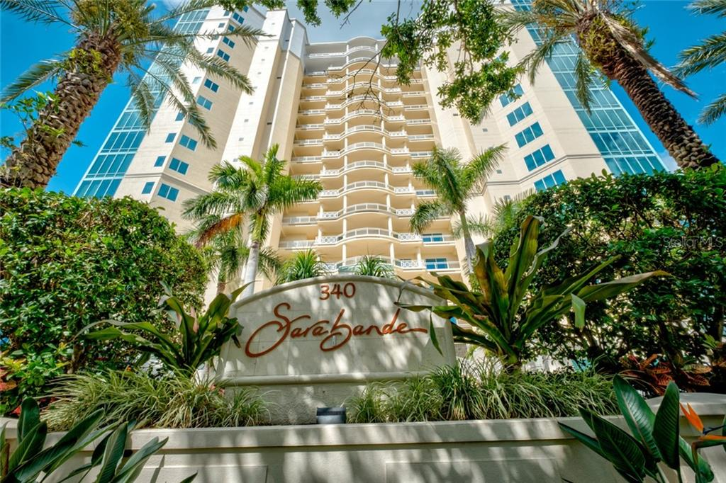 Condo for sale at 340 S Palm Ave #412, Sarasota, FL 34236 - MLS Number is A4403968