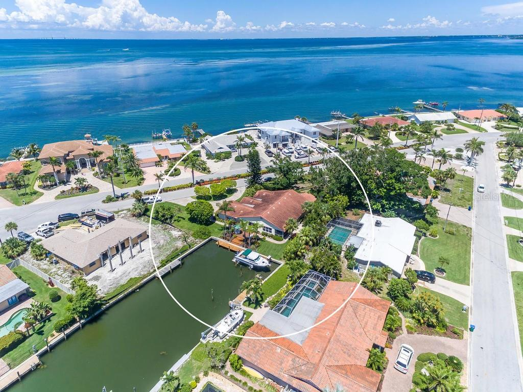 New Supplement - Single Family Home for sale at 664 Key Royale Dr, Holmes Beach, FL 34217 - MLS Number is A4404064