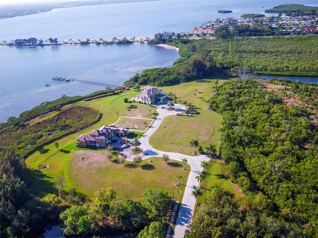 Vacant Land for sale at 9812 2nd Ter Nw, Bradenton, FL 34209 - MLS Number is A4405342