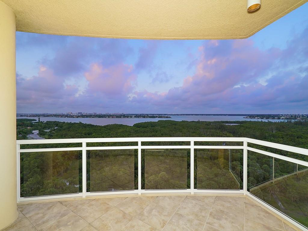 Wrap Around Terrace - Nature/Preserve Views - Condo for sale at 1300 Benjamin Franklin Dr #1008, Sarasota, FL 34236 - MLS Number is A4405360