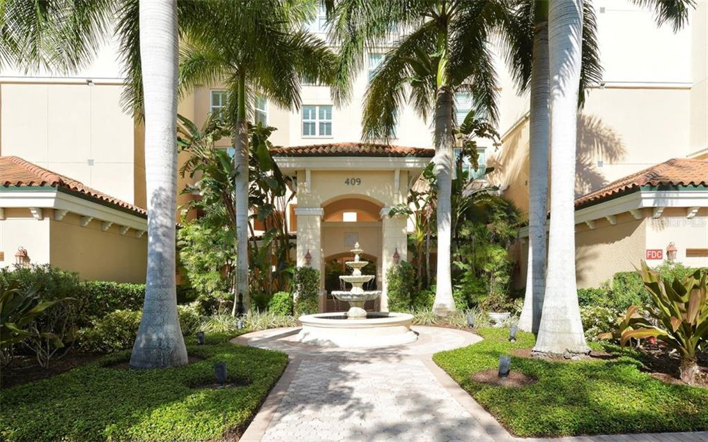 HOA Disclosure - Condo for sale at 409 North Point #604, Osprey, FL 34229 - MLS Number is A4407218