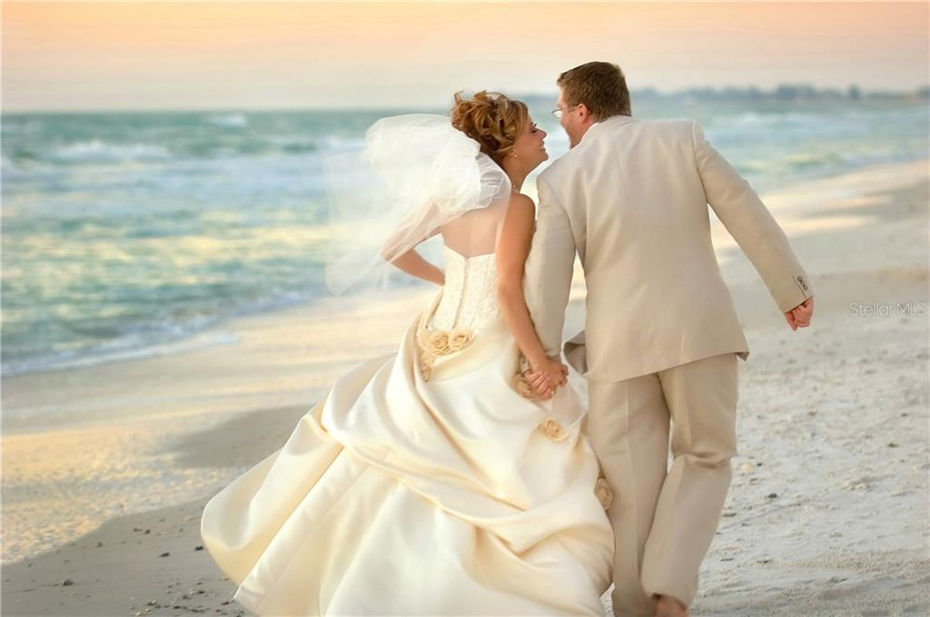 Anna Maria Island is one of the most popular beach wedding locations in the world.  A real bonus for the vacation rental business. - Single Family Home for sale at 113 36th St, Holmes Beach, FL 34217 - MLS Number is A4407267