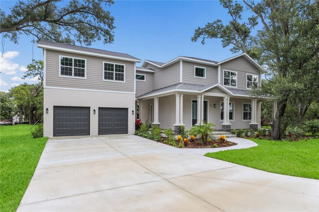Single Family Home for sale at 597 Bellora Way, Sarasota, FL 34234 - MLS Number is A4407732