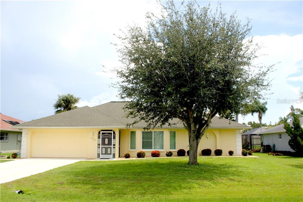 New Supplement - Single Family Home for sale at 330 Maraca St, Punta Gorda, FL 33983 - MLS Number is A4409467