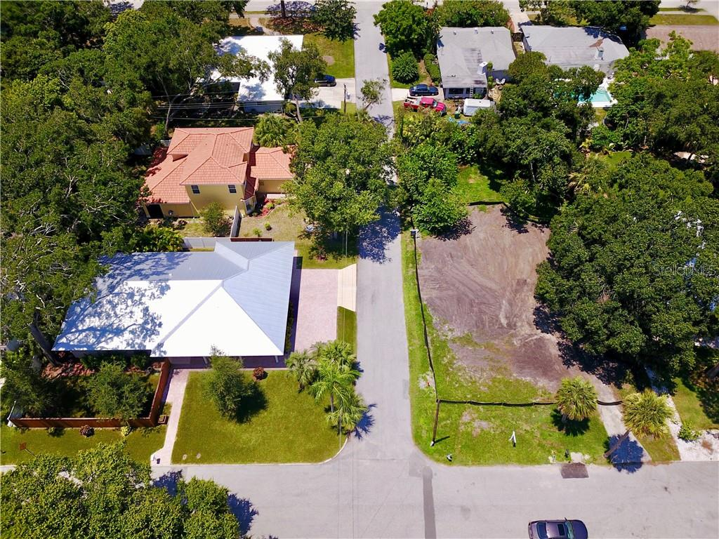 SURVEY - Vacant Land for sale at 1635 S School, Sarasota, FL 34239 - MLS Number is A4409775