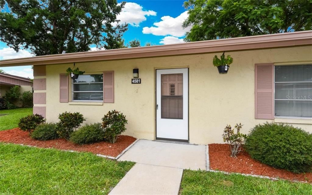 New Supplement - Villa for sale at 4581 Mohican Trl #133, Sarasota, FL 34233 - MLS Number is A4409965