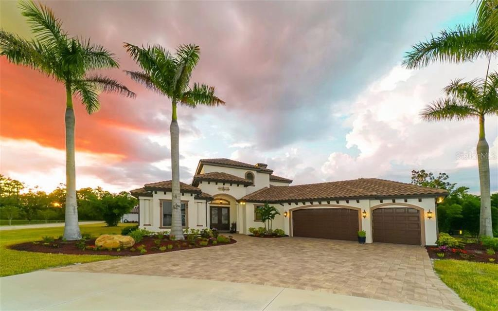 HOA disclosure - Single Family Home for sale at 7610 205th St E, Bradenton, FL 34202 - MLS Number is A4409966