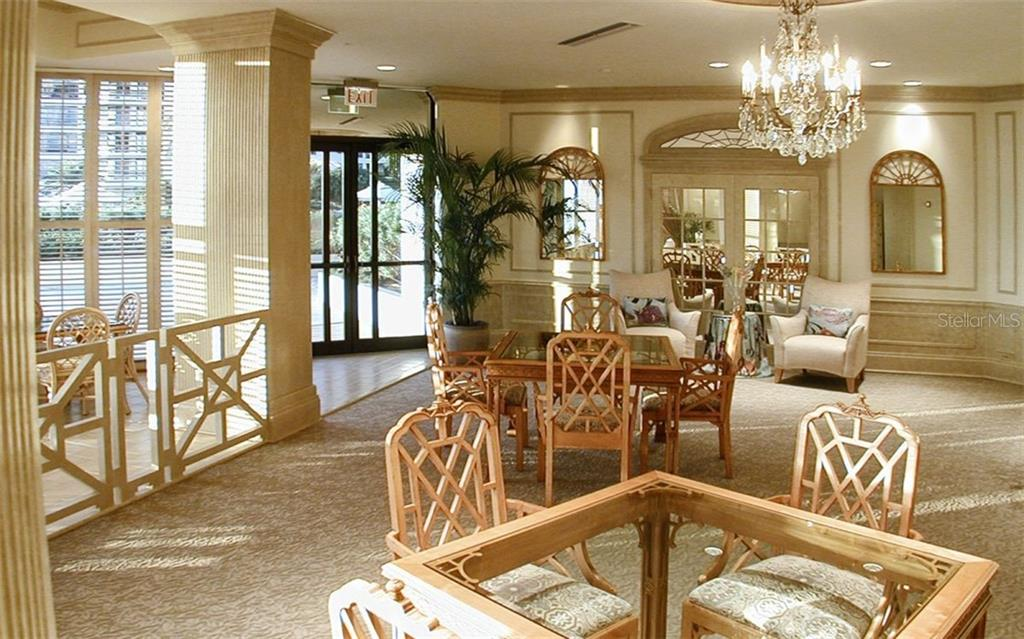 Card Room - Condo for sale at 1211 Gulf Of Mexico Dr #705, Longboat Key, FL 34228 - MLS Number is A4410234