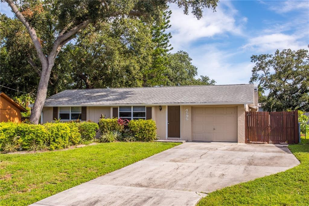 New Supplement - Single Family Home for sale at 4595 Parnell Dr, Sarasota, FL 34232 - MLS Number is A4410605