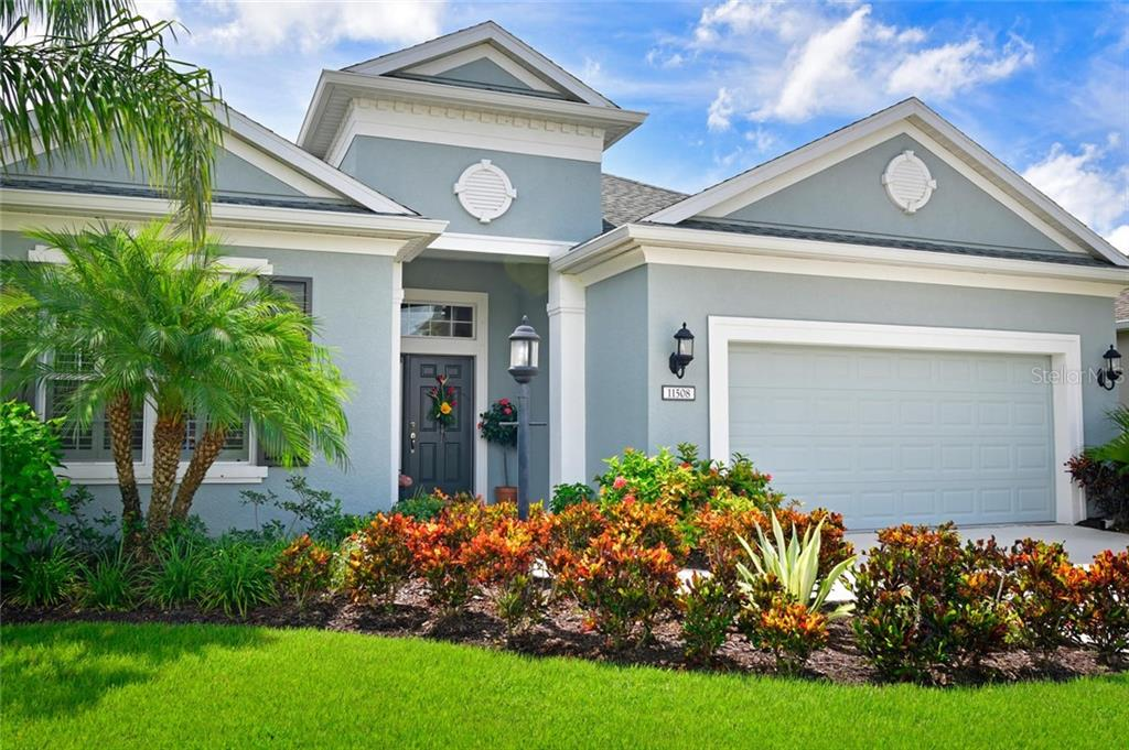 Survey - Single Family Home for sale at 11508 Griffith Park Ter, Bradenton, FL 34211 - MLS Number is A4412167