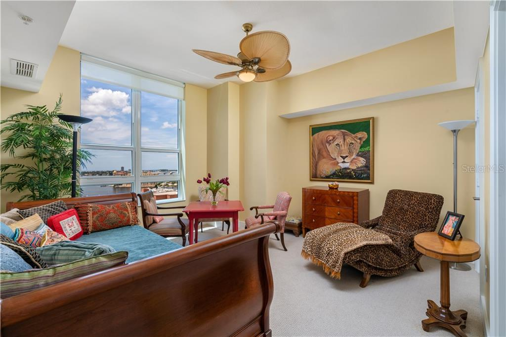 Guest Bedroom - Condo for sale at 1350 Main St #1510, Sarasota, FL 34236 - MLS Number is A4412247