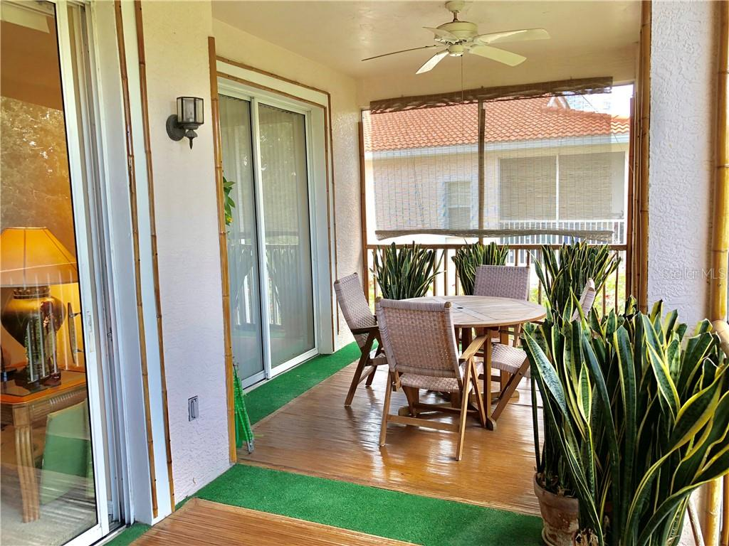LANAI - Condo for sale at 4232 Central Sarasota Pkwy #822, Sarasota, FL 34238 - MLS Number is A4412786