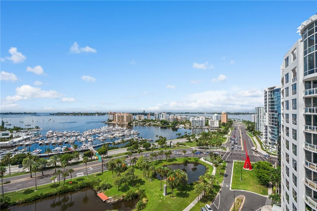 Condo for sale at 1255 N Gulfstream Ave #1502, Sarasota, FL 34236 - MLS Number is A4413205