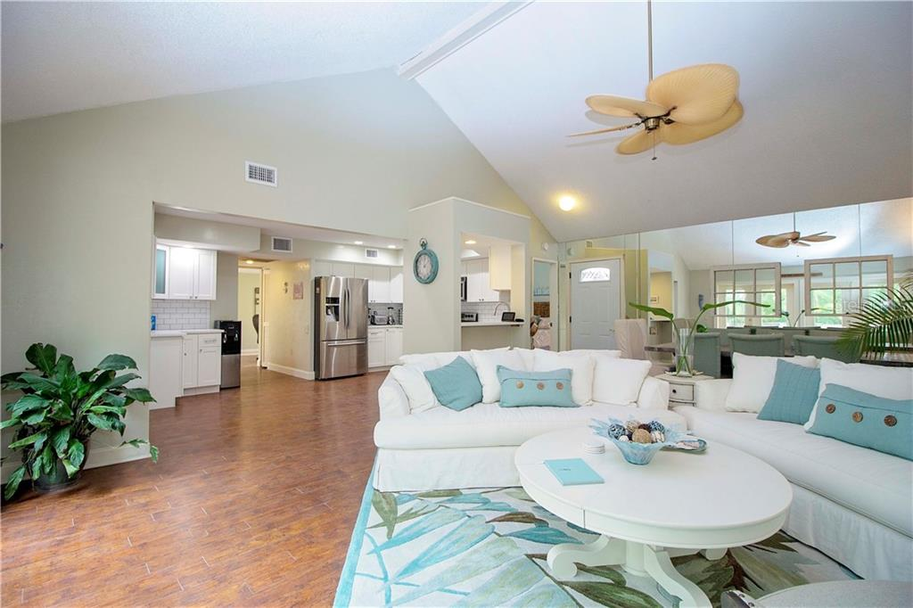 Perfect and Private Deck - Single Family Home for sale at 1205 Sea Plume Way, Sarasota, FL 34242 - MLS Number is A4414083