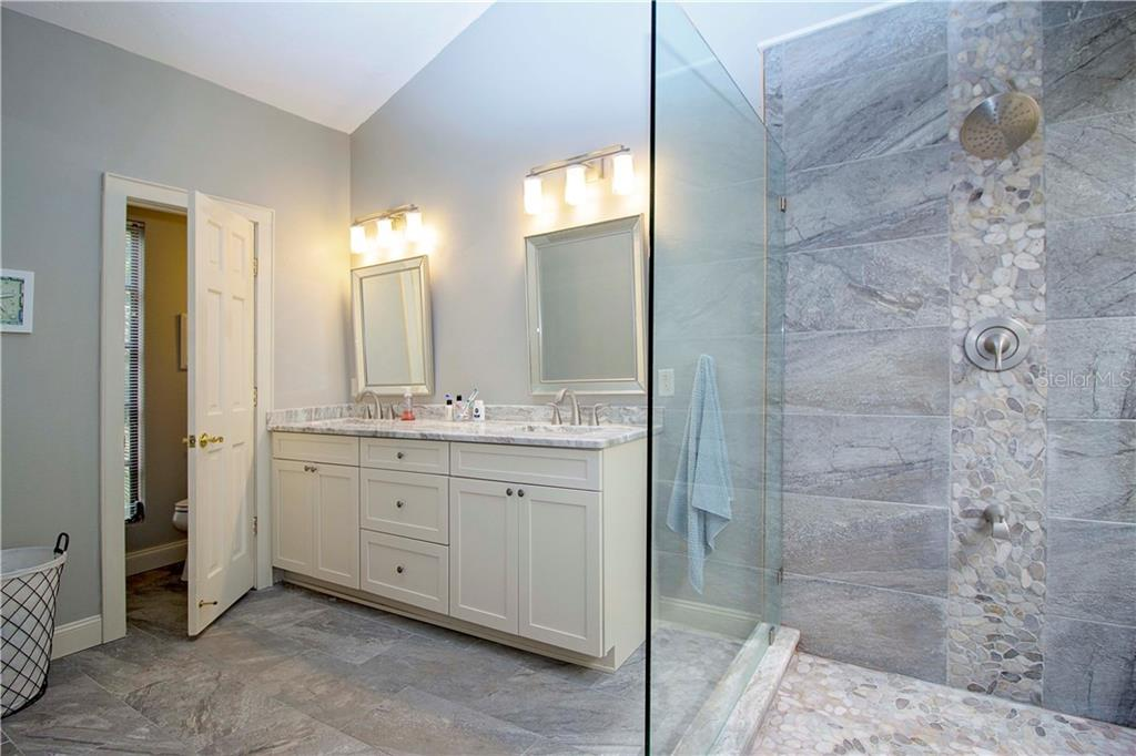 Master Bath with Double Sinks - Single Family Home for sale at 1205 Sea Plume Way, Sarasota, FL 34242 - MLS Number is A4414083