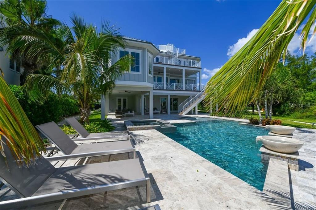Single Family Home for sale at 3470 Gulf Of Mexico Dr, Longboat Key, FL 34228 - MLS Number is A4415298