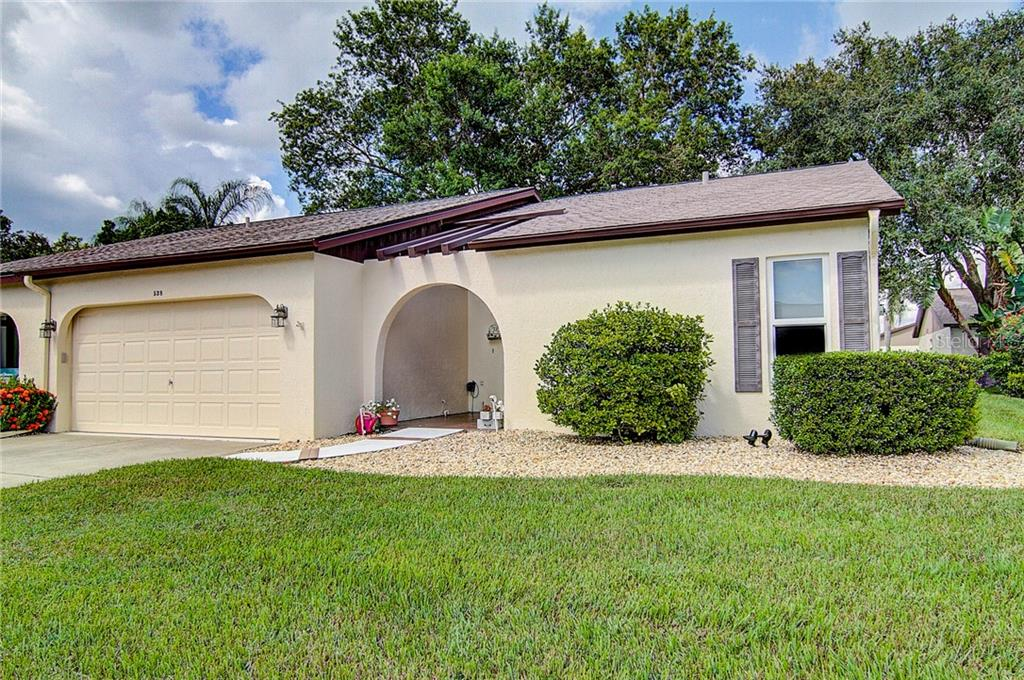 Villa for sale at 538 Foxwood Blvd, Englewood, FL 34223 - MLS Number is A4415617