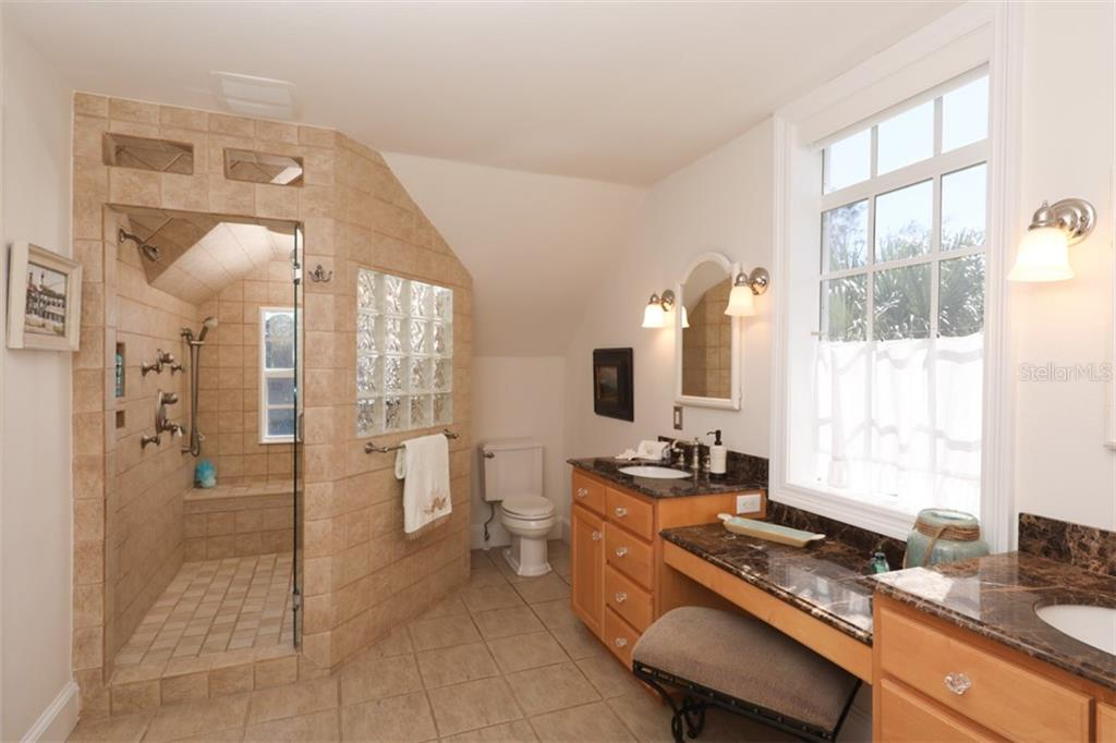 Master Bath and Spa Shower - Single Family Home for sale at 13114 Via Flavia, Placida, FL 33946 - MLS Number is A4416122
