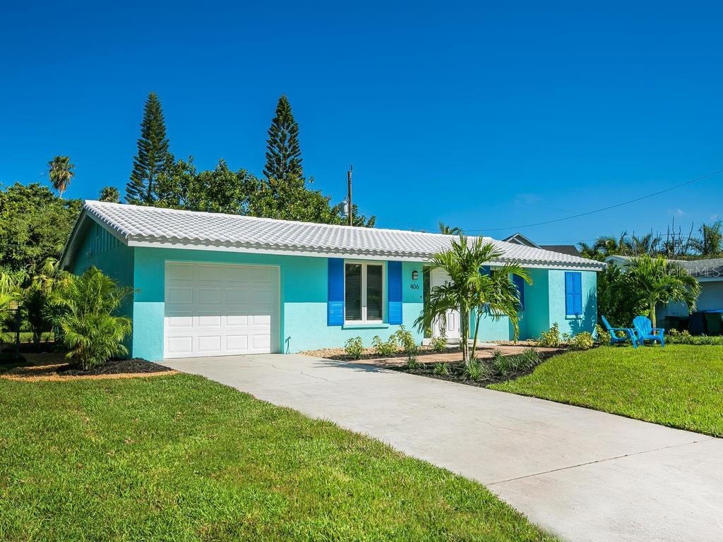 Sellers Disclosure - Single Family Home for sale at 406 Bay Palms Dr, Holmes Beach, FL 34217 - MLS Number is A4416668