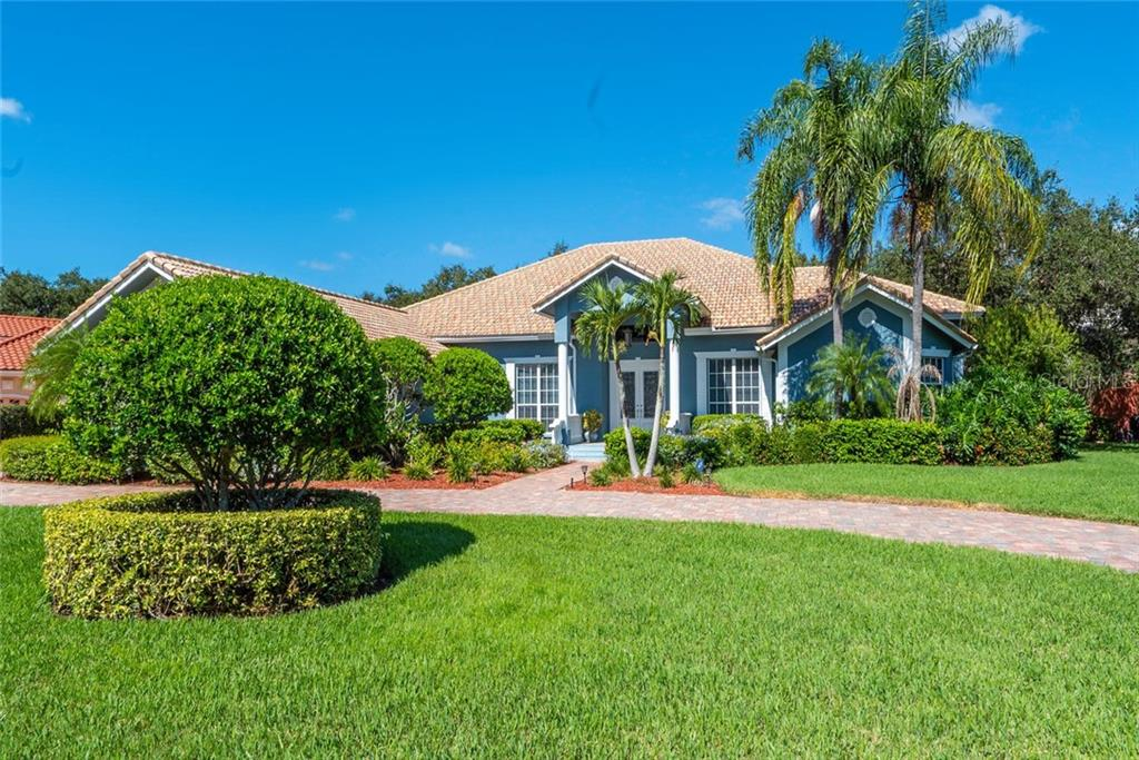 Single Family Home for sale at 3827 Boca Pointe Dr, Sarasota, FL 34238 - MLS Number is A4417061