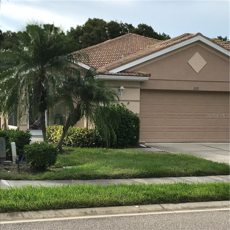 Sellers Property Disclosure - Villa for sale at 252 Fairway Isles Ln, Bradenton, FL 34212 - MLS Number is A4417217