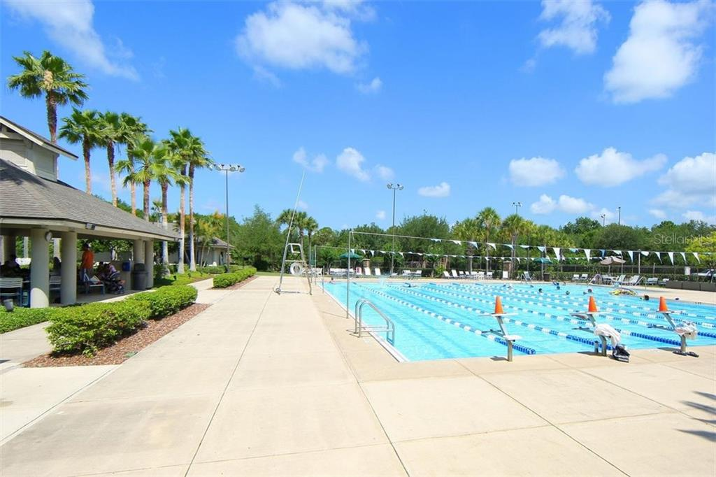 Lakewood Ranch Country Club Lap Pool - Single Family Home for sale at 7060 Whitemarsh Cir, Lakewood Ranch, FL 34202 - MLS Number is A4417363