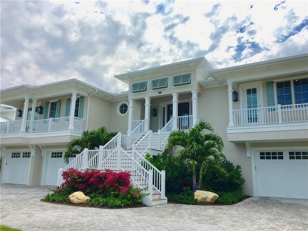 Single Family Home for sale at 639 Key Royale Dr, Holmes Beach, FL 34217 - MLS Number is A4417514
