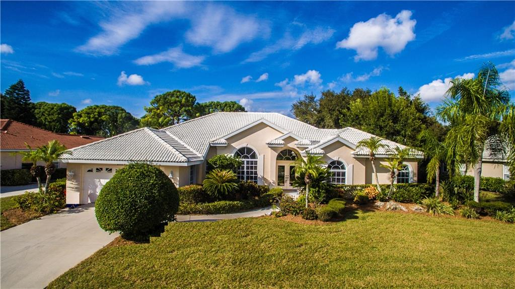 Seller's Disclosure - Single Family Home for sale at 2021 Calusa Lakes Blvd, Nokomis, FL 34275 - MLS Number is A4417581