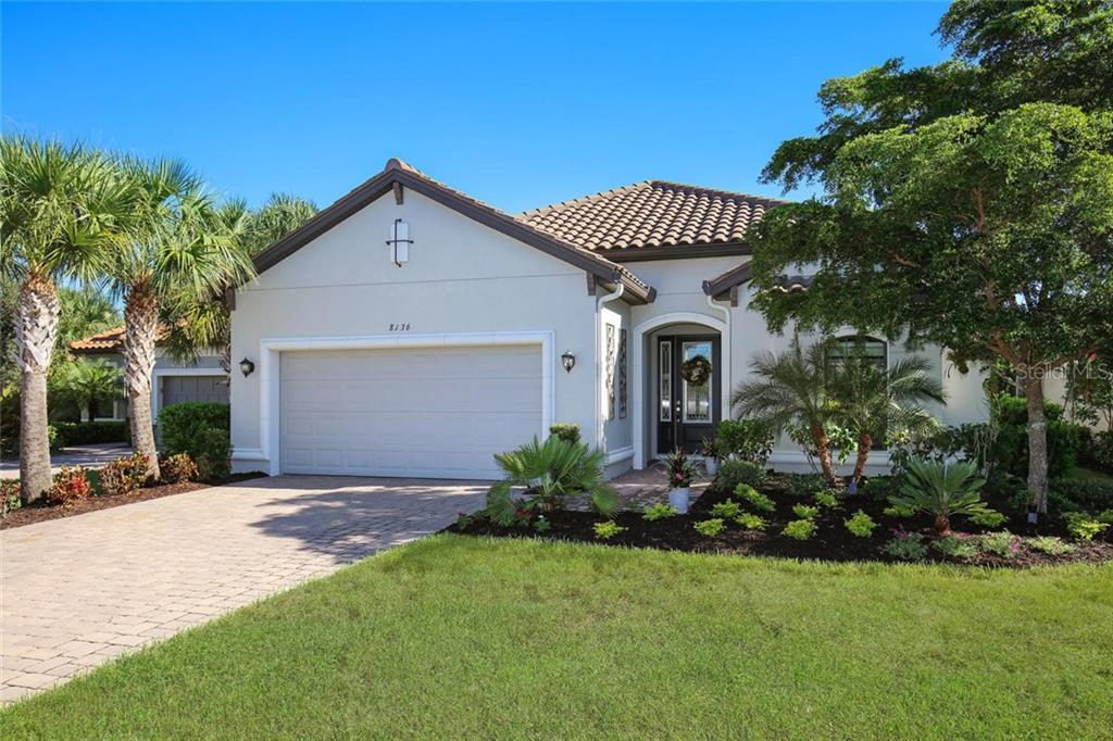 Sellers Property Disclosure - Single Family Home for sale at 8136 Gabanna Dr, Sarasota, FL 34231 - MLS Number is A4417591