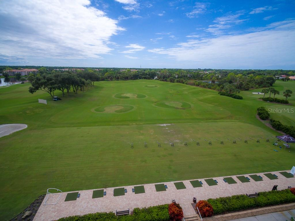 Driving range - Condo for sale at 9620 Club South Cir #5110, Sarasota, FL 34238 - MLS Number is A4418081