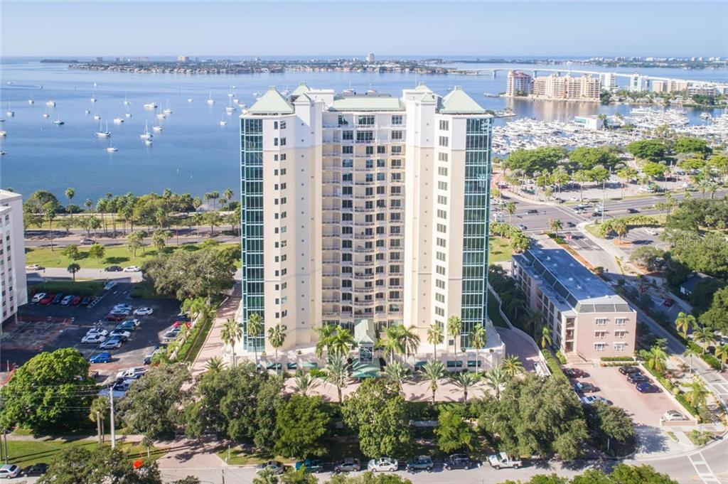Condo Rider - Condo for sale at 340 S Palm Ave #55, Sarasota, FL 34236 - MLS Number is A4418569