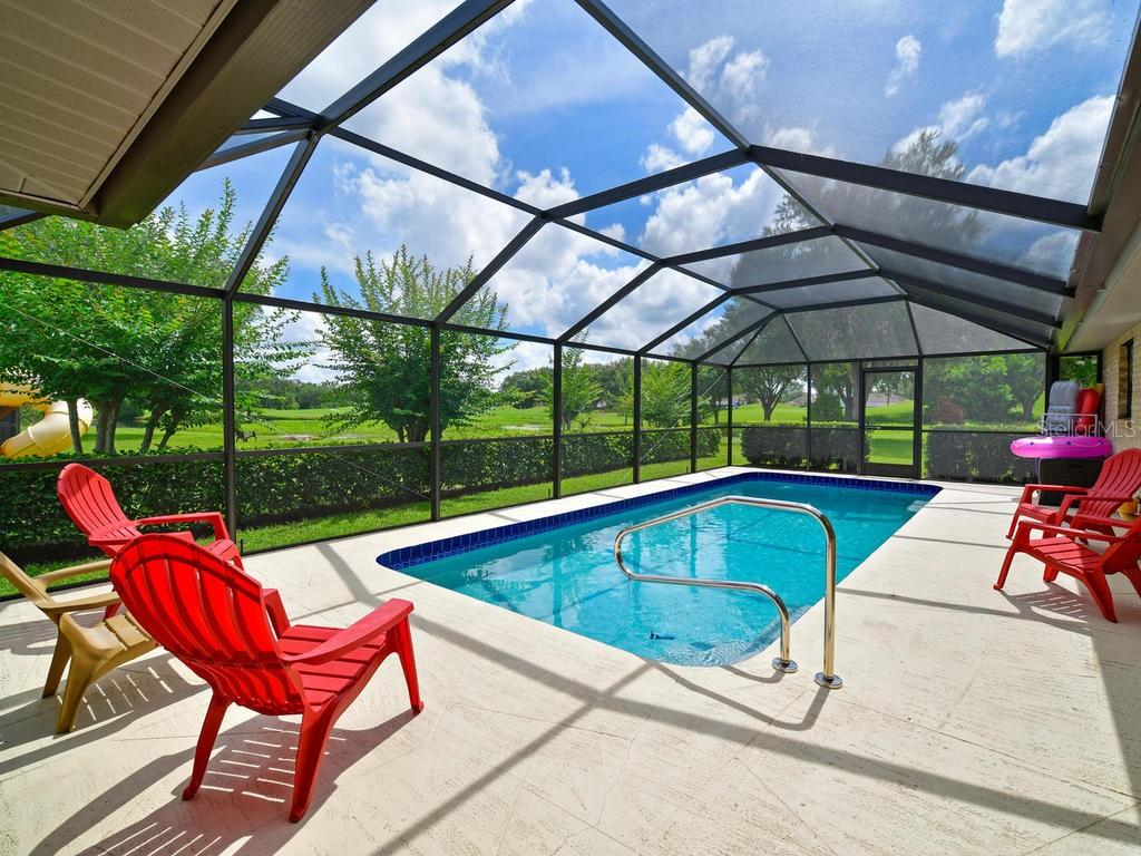 Newly remodeled and rescreened pool cage and newer deck and new pebbletec pool coating make this better than new! - Single Family Home for sale at 9902 Braden Run, Bradenton, FL 34202 - MLS Number is A4419792